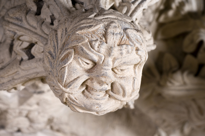 Rosslyn Chapel Carvings