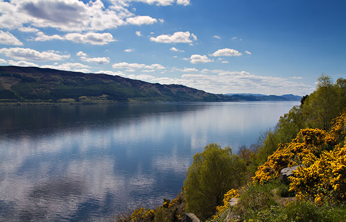 Beautiful Loch Ness tours