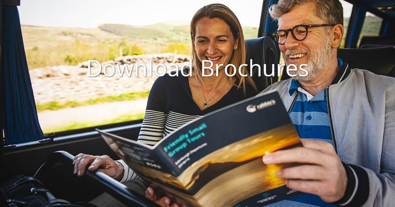 Download Rabbie's Brochures