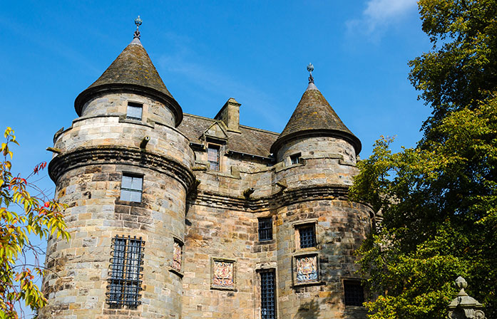 Fife tours from Edinburgh