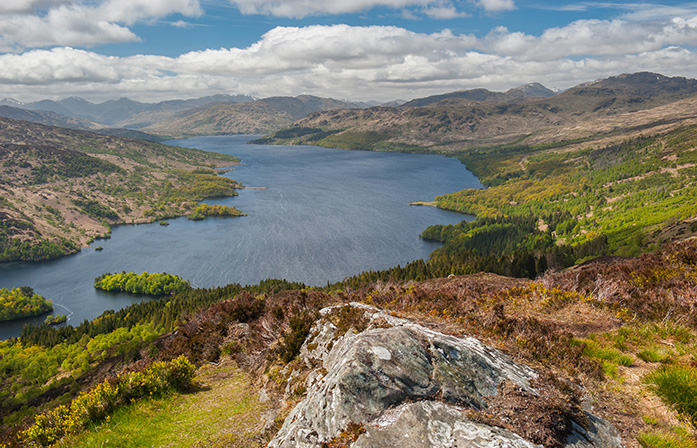 Loch Lomond tours from Edinburgh