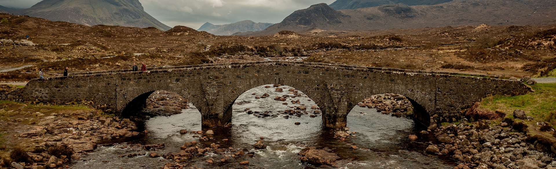 The Enchanted Waters of Sligachan