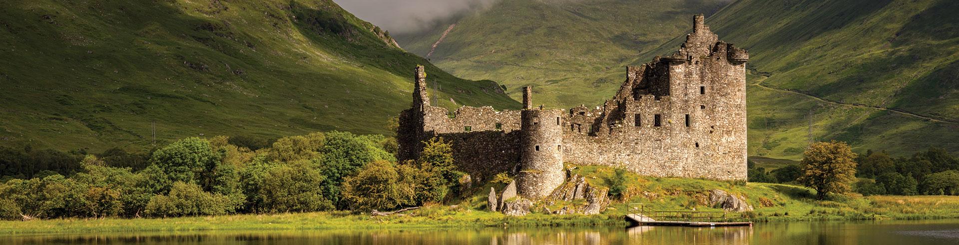 west highland lochs castles day tour from edinburgh rabbie s