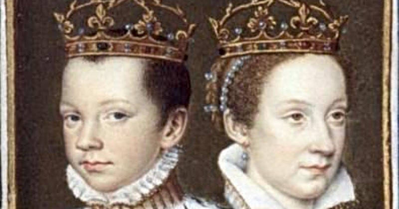Who was Mary Queen of Scots's husband?