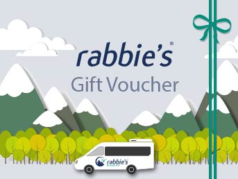 Rabbie's small group tours gift voucher