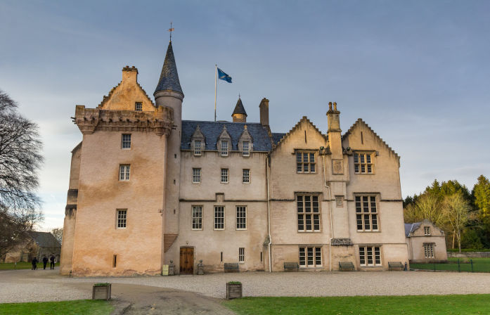 Scottish Castles Experience 4 Day Tour From Edinburgh