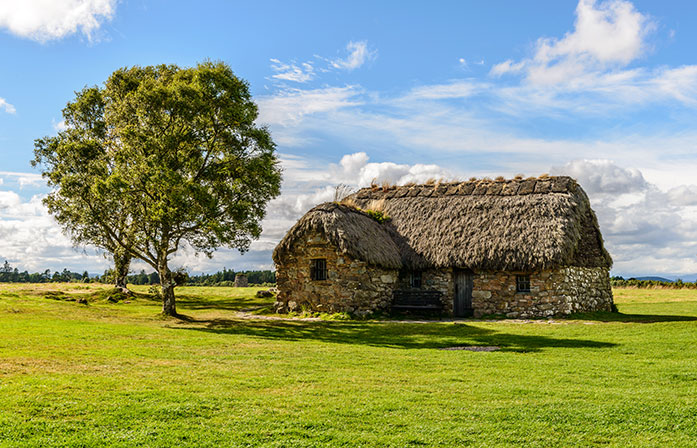 Outlander tour from Edinburgh Culloden