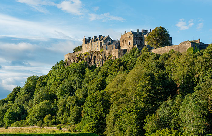 Stirling Castle tours