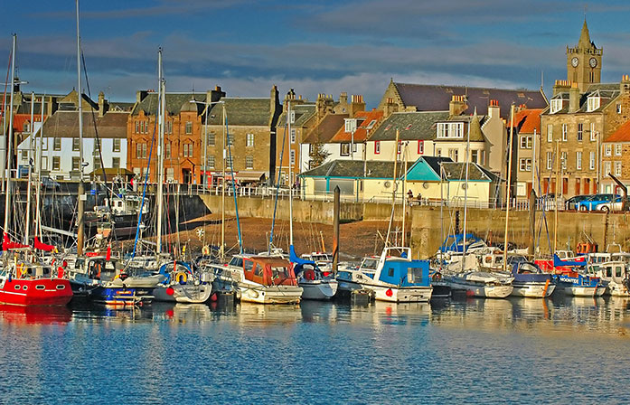 Fife Fishing Villages
