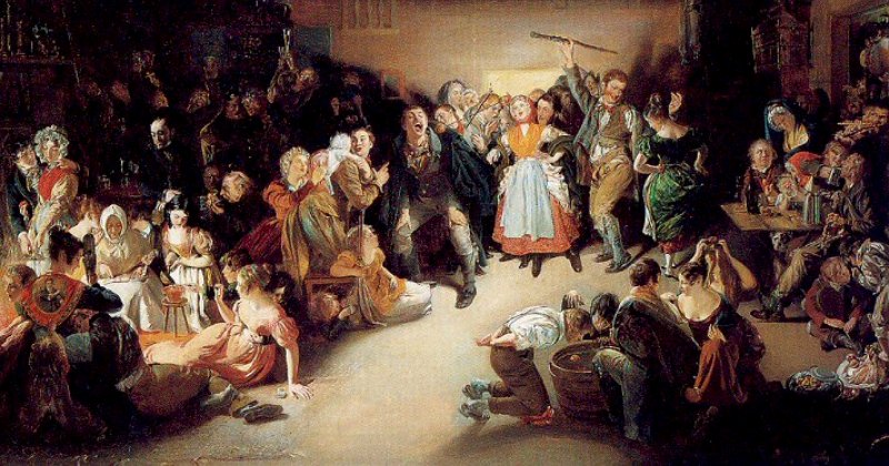 How the Wild Celts Invented Halloween | Rabbie's Travelfeels