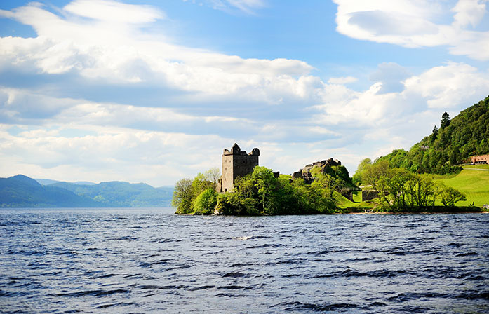 Castle Urquhart tours from Inverness