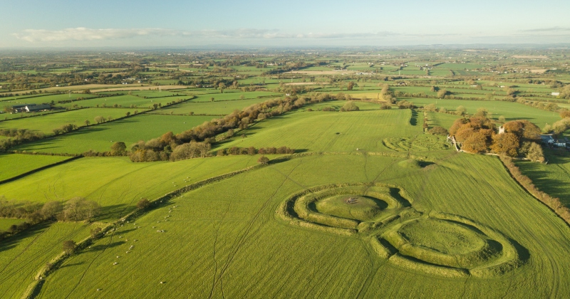 Hill of Tara Ireland