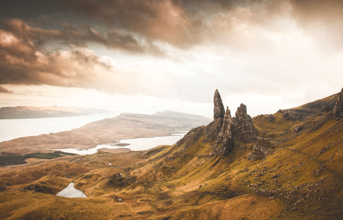 Old Man Storr Isle of Skye