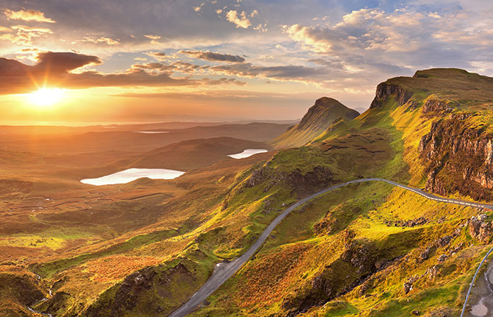 Mountain tours from Edinburgh