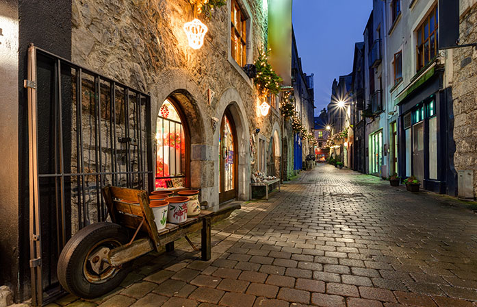 Galway tours from Dubline