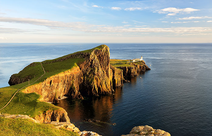 Coastal tours of Skye