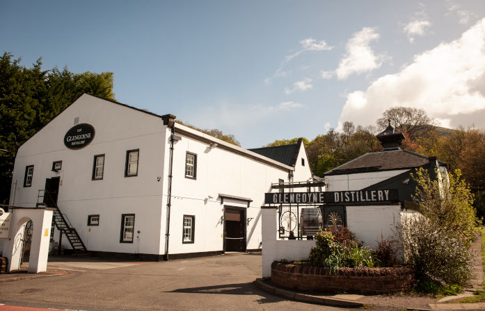 Glengoyne Whisky Distillery tour
