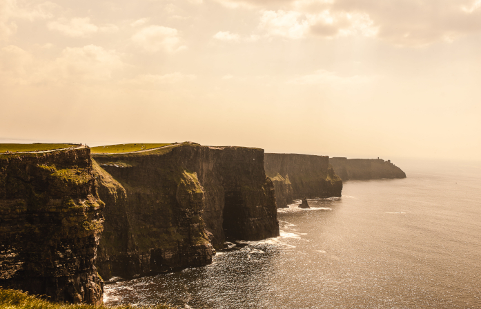Cliffs of Moher tour dublin
