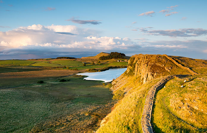 Hadrian's Wall tours from Edinburgh