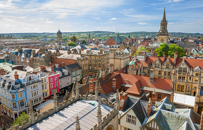 Oxford Amp Traditional Cotswold Villages 1 Day Tour