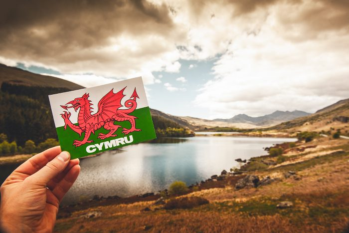 Legends of Wales