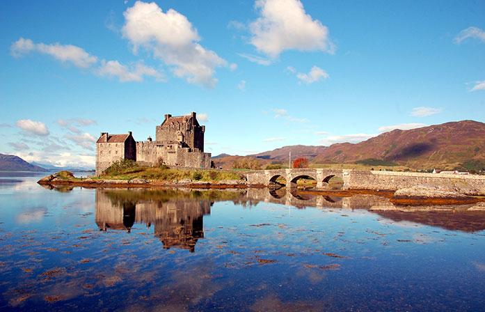 Torridon Applecross Amp Eilean Donan Castle 1 Day Tour