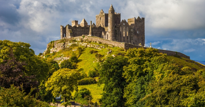 Rock of Cashel Castle Ireland