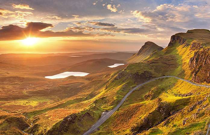 Beautiful tours to Skye