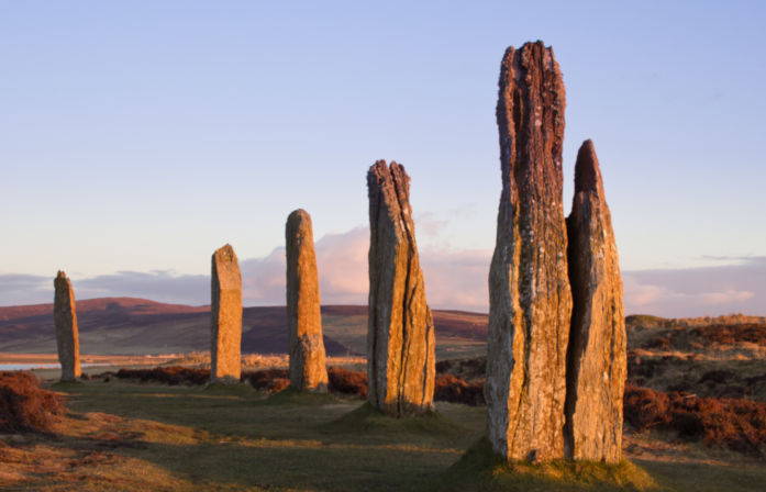 standing stones callanish tour