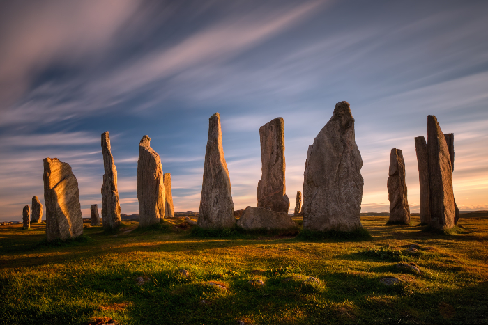 Callanish Standing Stones Isle of Lewis