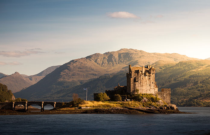 Castle tours in Skye