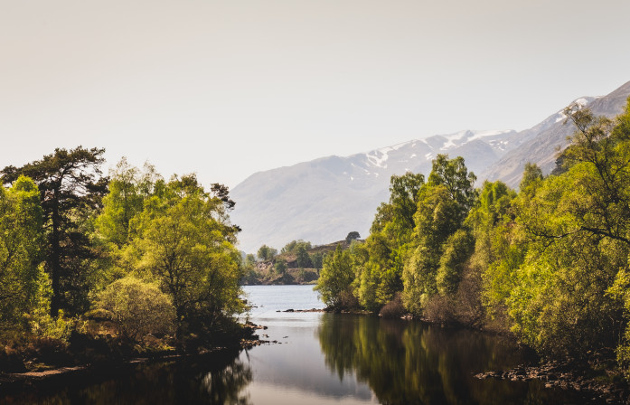 Lochs and castles tour from Inverness