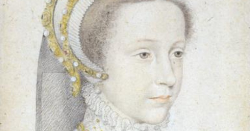 Mary Stuart, Queen of Scots birth