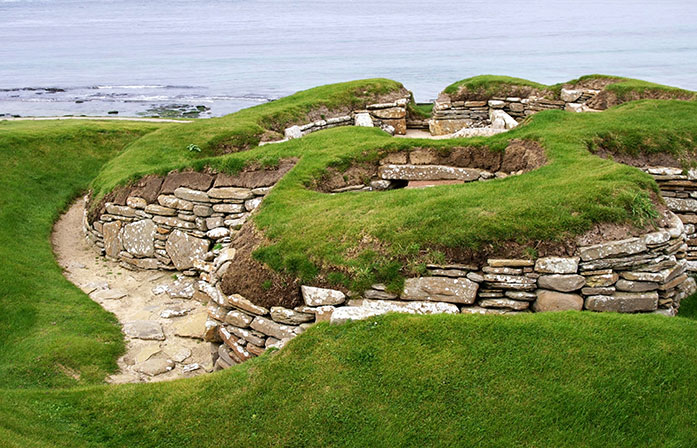 Skara Brae from Inverness