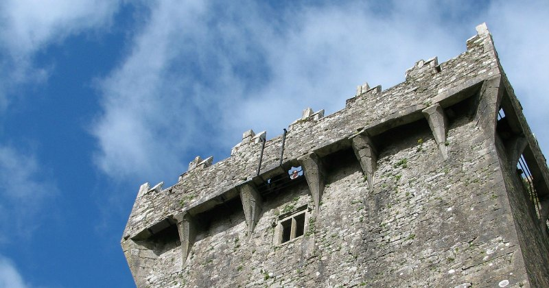the blarney stone and moses