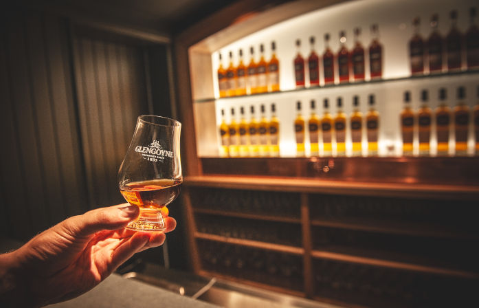 Whisky tasting tours from Edinburgh