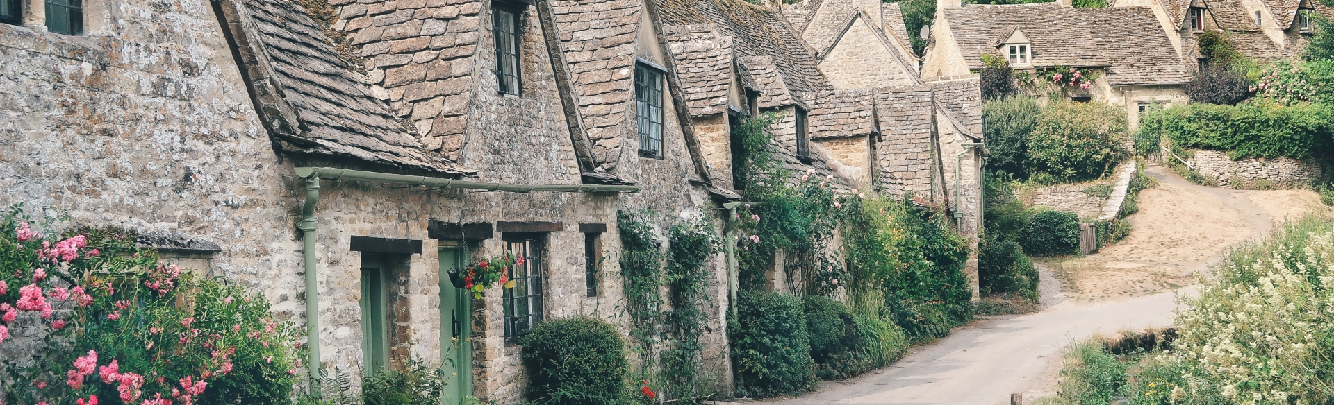 Bibury The Cotswolds