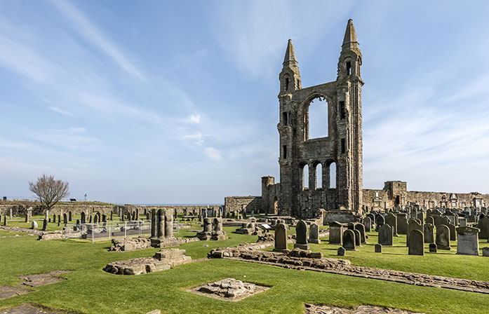 St Andrews tours from Edinburgh