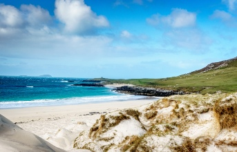 Outer Hebrides & the Scottish Highlands  - 5 day tour