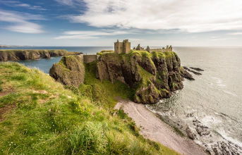 Dunnottar Castle & Royal Deeside - Tagestour