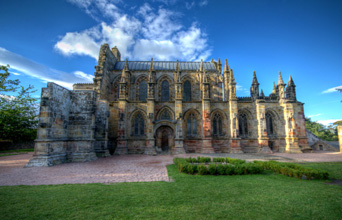 Rosslyn Chapel & die Scottish Borders - Tagestour