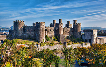 Wales, Shakespeare's England & Cambridge - 4 day tour