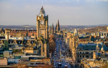 Edinburgh City Tours
