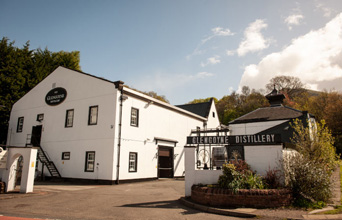 Loch Lomond & Whisky Distillery - half day tour