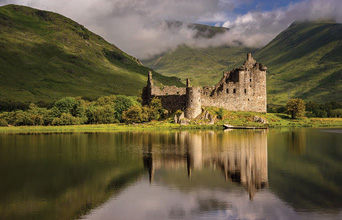 West Highlands, Lochs & Castles - 1 day tour
